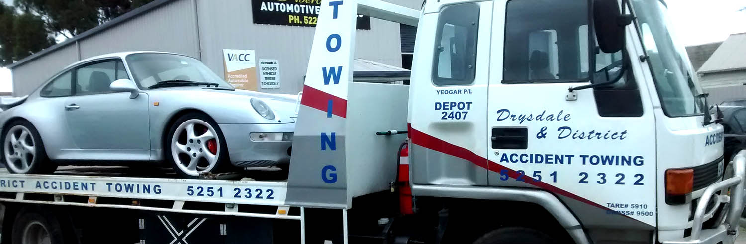 Geelong Towing Services